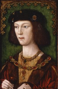 Young Prince Henry