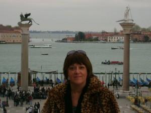 Alejandra in Venice