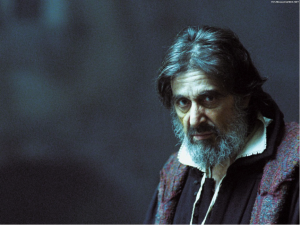 Shylock, from the 2004 Movie