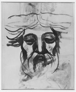 prospero ink sketch
