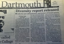Dartmouth's Inclusivity and Diversity Initiatives
