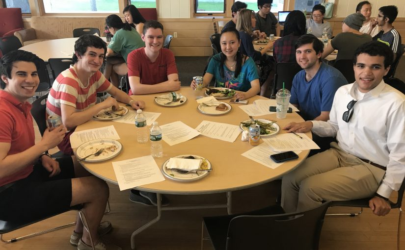 Great Issues Scholars reflect on a term of global health programs