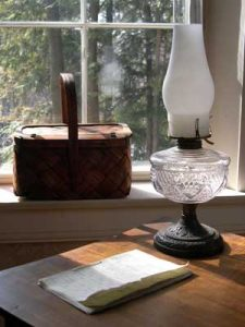 Dickinson's Writing Desk