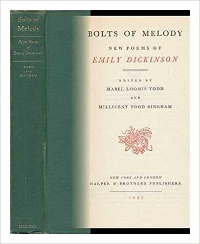 emily dickinson robin