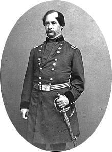 General David Hunter (1802-1886)