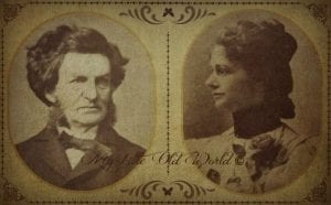 Austin Dickinson and Mabel Loomis Todd