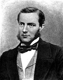 Max Muller (1823-1900), a German philologist