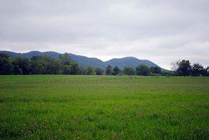 The Holyoke Range