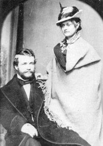 Mabel Loomis Todd and David Peck Todd