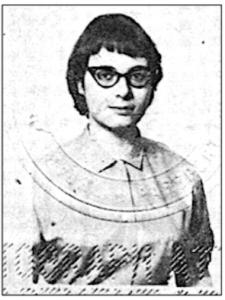 Elise Cowen (1933-1962)