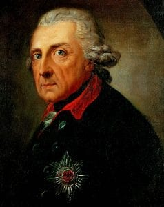 Frederick II, King of Prussia (1712-1786)