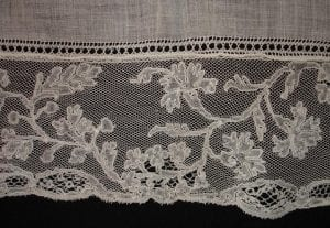 Mechlin Lace. credit: Carolus