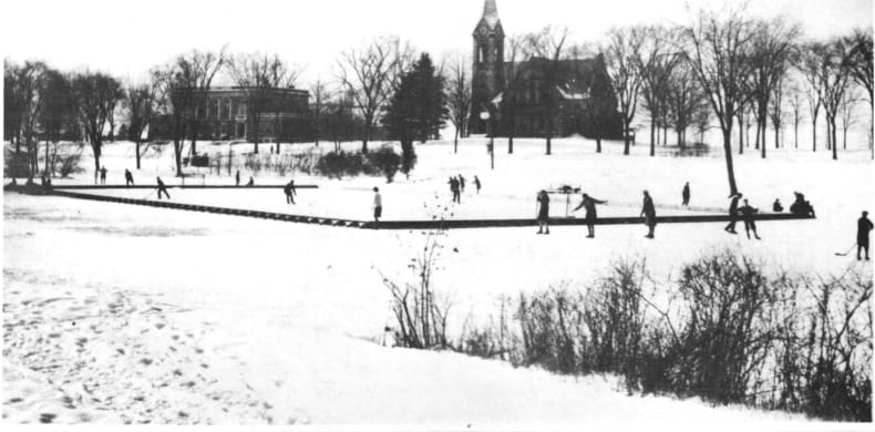 Amherst in Winter (no date)