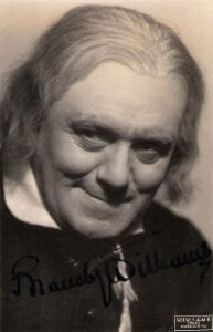 Bransby Williams (1870-1961) British comic actor who played Dickens's Mr. Gradgrind