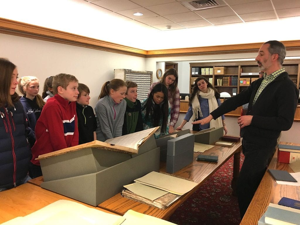 In Amherst College Special Collections
