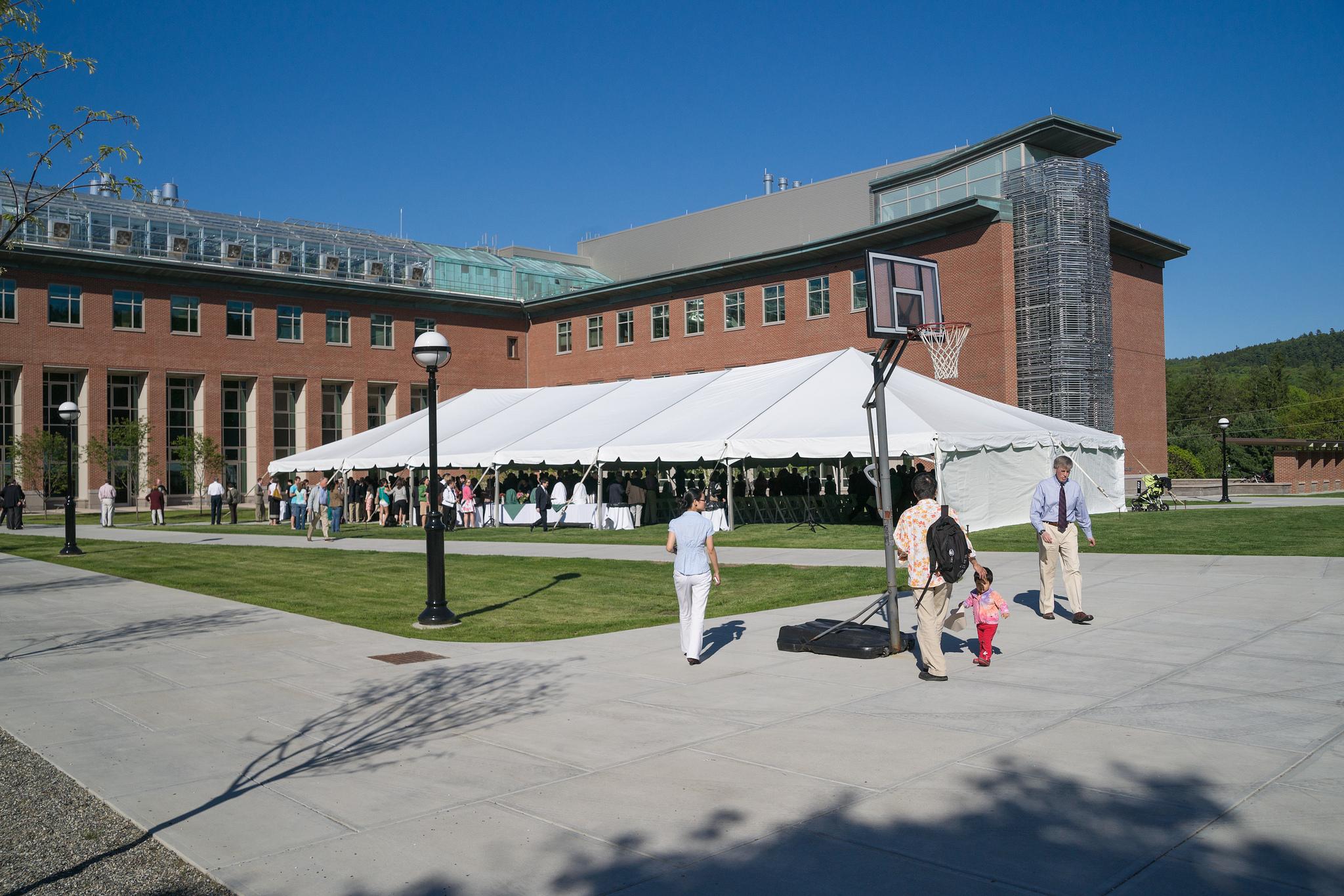Dartmouth College Campus Tour | Upper Valley Field Trips