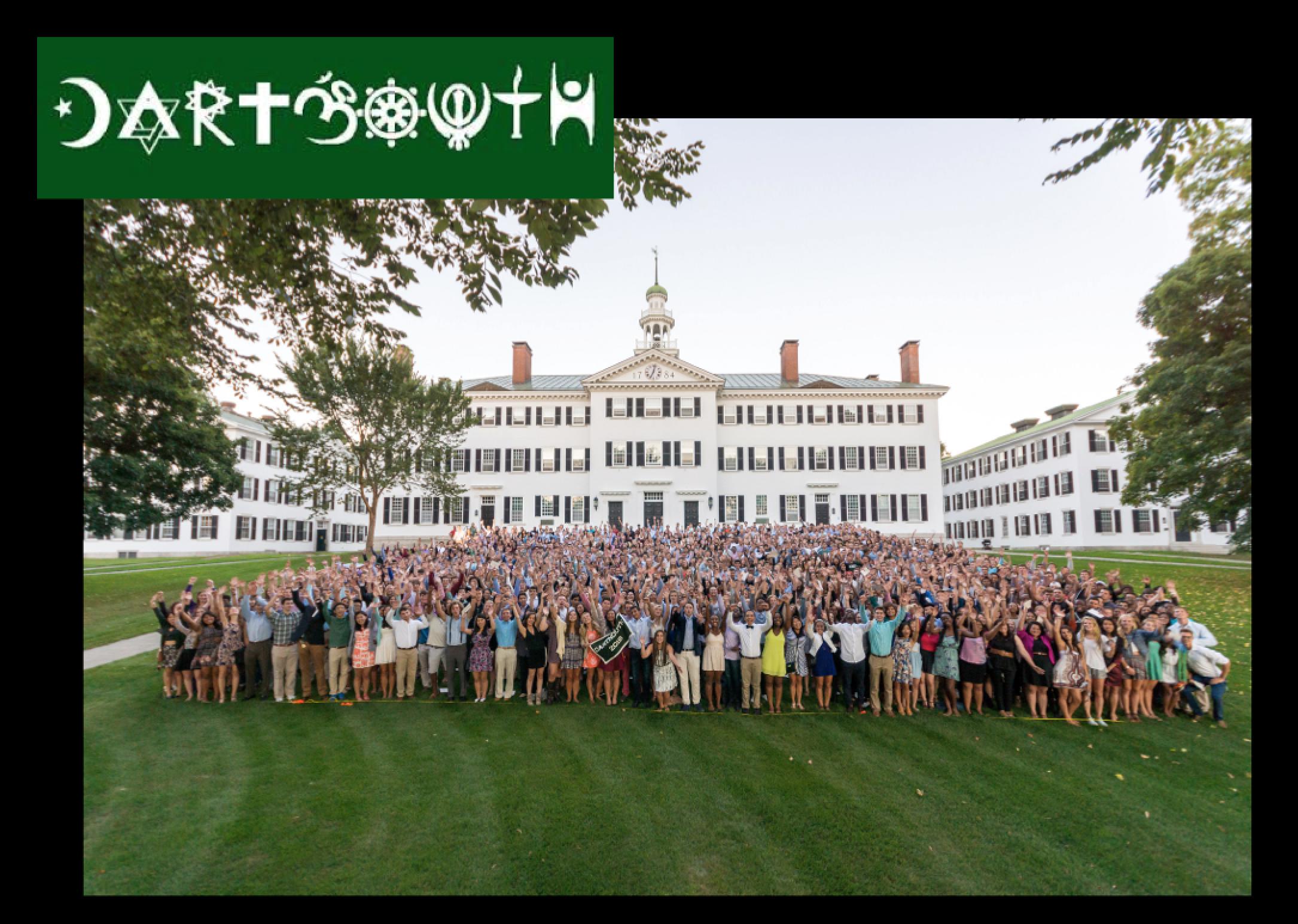 Dartmouth admissions essay