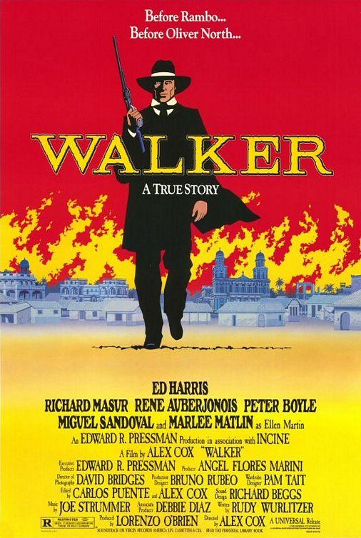 Nicaraguan Film -- Walker