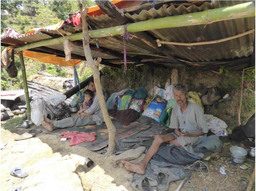 Nepal_Maarten_villagers