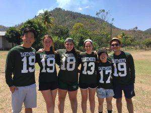 The DASH 2016 team in El Rosario, Honduras.