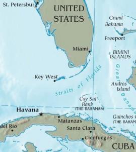 Cuba-Florida_map