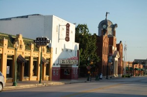 downtown-grapevine-texas