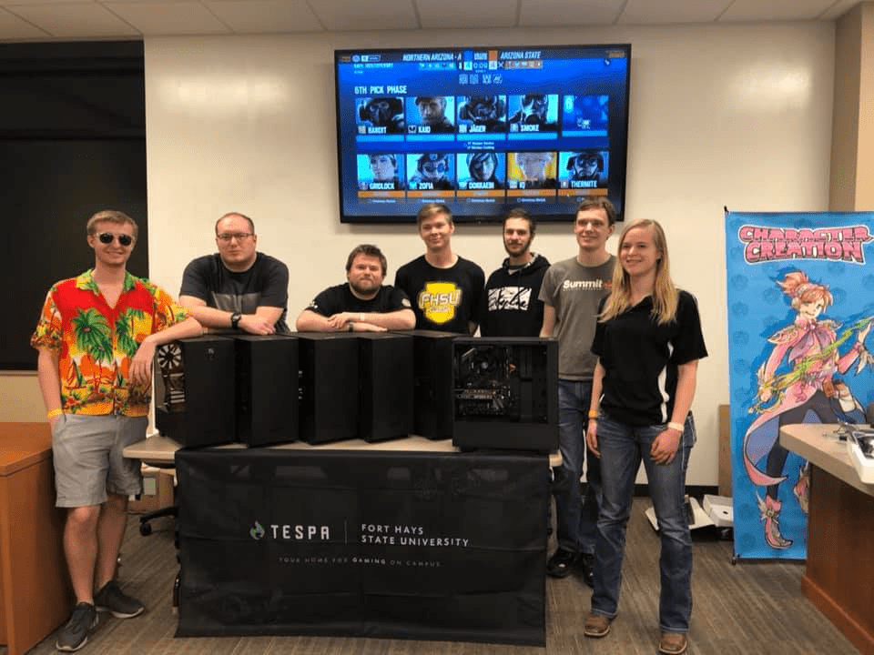 Varsity E-Sports Club Gains New Traction