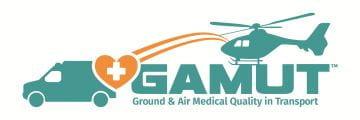 hospital transport Gamut logo
