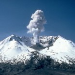 The dramatic eruption of Mount St. Helens in Washington killed 57 people in 1980.