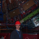 Rice postdoctoral researcher Chaouki Boulahouache, currently at CERN in Switzerland.