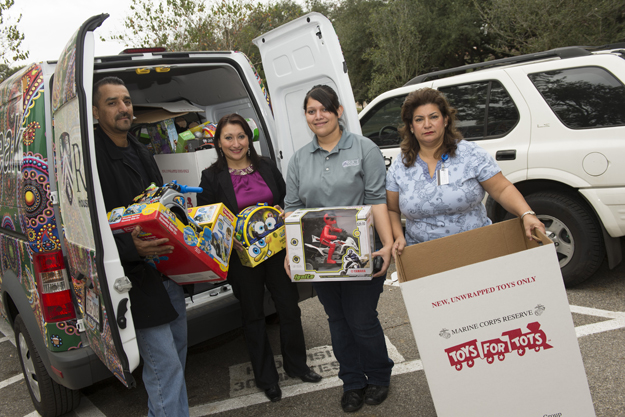 Toys For Tots Foundation Address : Toys for tots