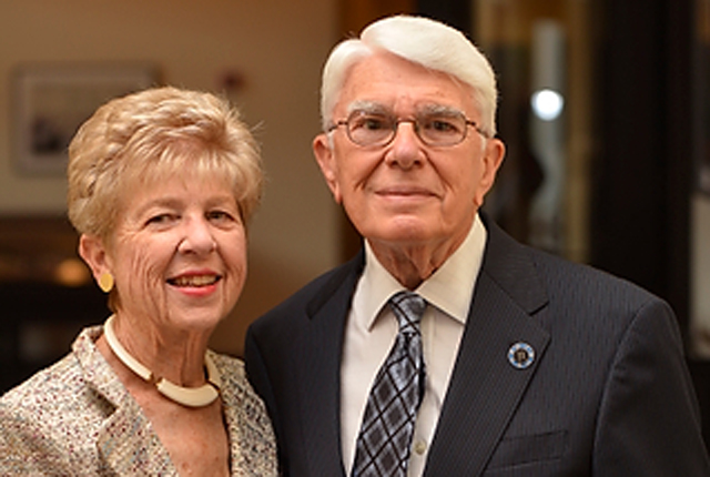Rice University has received a $28.5 million gift from Houston philanthropists Dr. Milton and Laurie Boniuk to establish an institute that promotes religious tolerance.