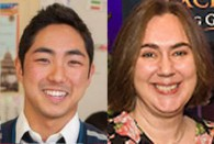 "Two Rice alumni have received ""teacher of the year"" honors from Houston Independent School District."