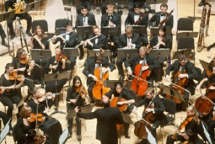 Picture of Shepherd School orchestra