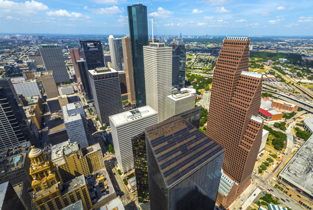 Houston is lauded nationally for its thriving economy, but the staggering disparities in education and income levels may put the city's economic expansion in jeopardy, according to a new report from Rice University's Shell Center for Sustainability.