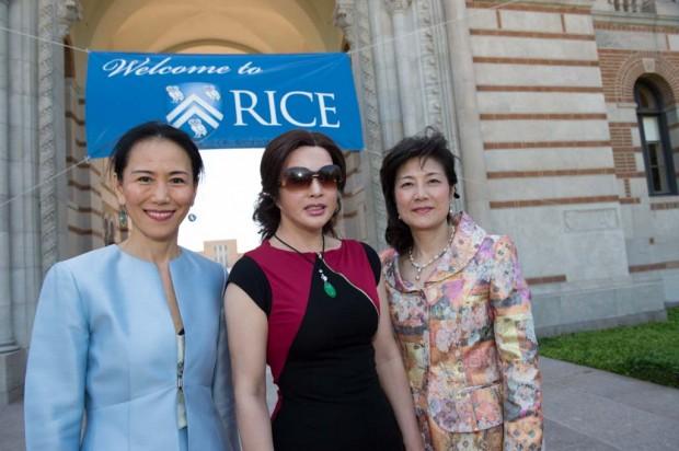 Ping Sun, Liu Xiao Qing, Lily Foster