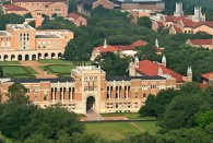 Rice University has fared well in a number of recent rankings.
