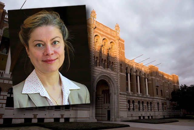 Klara Jelinkova has been appointed Rice University's vice president for information technology and chief information officer.