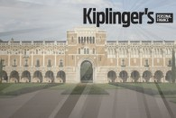 Rice University is ranked No. 4 on Kiplinger's Personal Finance magazine's 2015 list of best values among private universities.