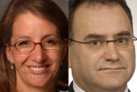 Professors Antonios Mikos and Rebecca Richards-Kortum have been named fellows of the National Academy of Inventors.