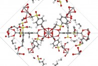 Rice researchers calculate the best candidates among possible metal organic frameworks to store natural gas for cars.