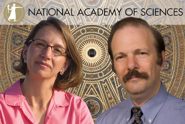 Rice University bioengineer Rebecca Richards-Kortum and computer scientist Moshe Vardi today joined the elite group of scientists who have been elected to both the National Academy of Sciences and the National Academy of Engineering.