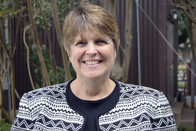 Kathy Jones has been appointed associate vice president for facilities engineering and planning.