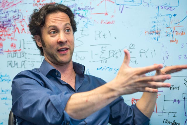 Neuroscientist and Rice alum David Eagleman has the brain on his mind. He presents his thoughts on the matter in a six-part PBS series that debuts Oct. 14.