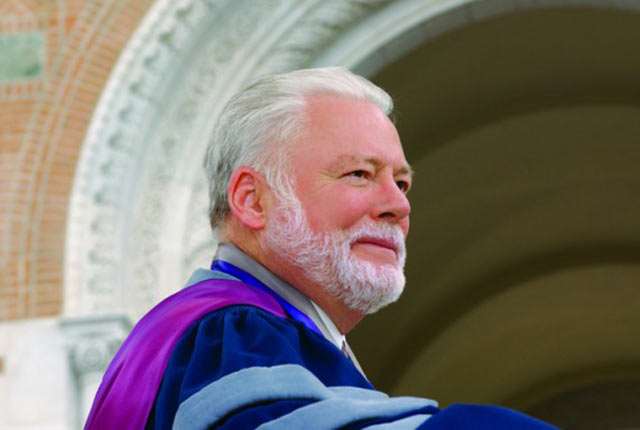 Malcolm Gillis, the sixth president of Rice University, died Oct. 4 at age 74.