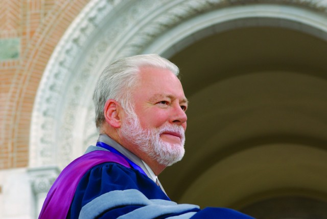 Malcolm Gillis, the sixth president of Rice University, died Oct. 3 at age 74.