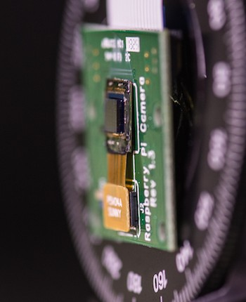 Rice engineers introduce FlatCam, an extremely thin, lens-less camera system that uses sophisticated algorithms to record images and videos. It may enable such novel applications as large format, flexible and curved sensors.