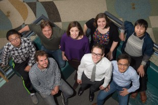 Eight Rice University nanotechnology researchers