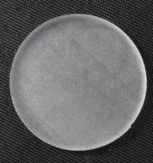 laser etched microwells