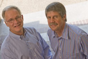SSPEED Center's Phil Bedient and Jim Blackburn